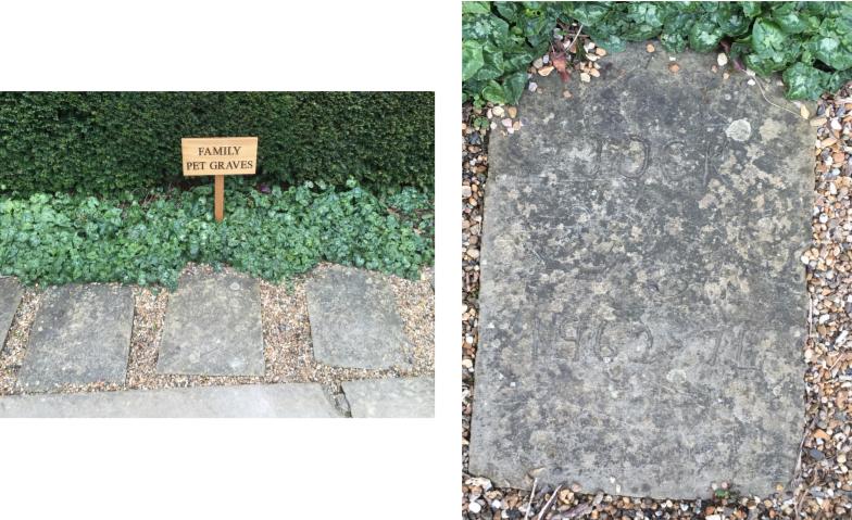 jock's grave